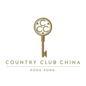 Logo identity concept for Country Club China, a new group of members-only Country Clubs proposed for Hong Kong, Beijing & Shanghai | Concept & design | Agency: Alchemy Asia, Hong Kong