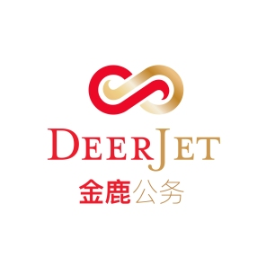 Logo concept for the rebranding of DeerJet, a Hong Kong based provider of private and business jet services in the Asia-Pacific region | Concept & design | Agency: Alchemy Asia, Hong Kong