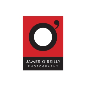 Identity for James O'Reilly, a photographer based in Portland, Maine, USA | Concept & Design | Freelance client