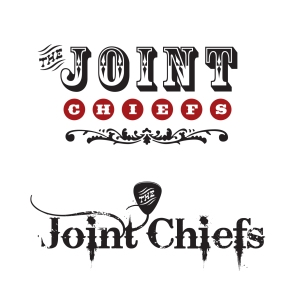 Identity concepts for The Joint Chiefs, a Portland, Maine USA rock 'n' roll band | Concept & Design | Freelance client